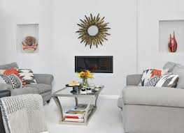 livingroom accessories use paint to create a living room brimming with character the
