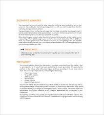 small business marketing plan template u2013 10 free word excel pdf