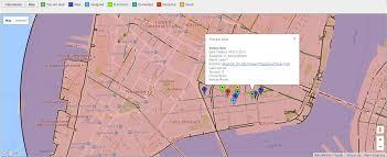 Map Radius Tool Proximity Search Suitecrm Module