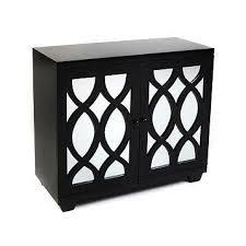 lattice mirrored cabinet