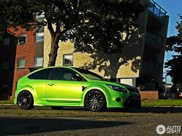 Focus Rs 2009 Ford Focus Rs 2009 1 August 2015 Autogespot