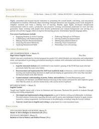 Kindergarten Teacher Resume Sample by Click Here To Download This Visual Arts Teacher Resume Template