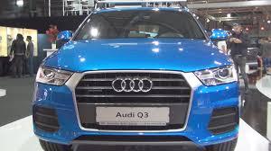 audi q3 quattro audi q3 sport 2 0 tdi quattro 2016 exterior and interior in 3d