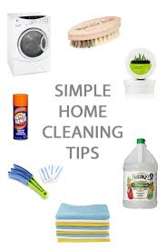 simple home cleaning tips a pretty life in the suburbs