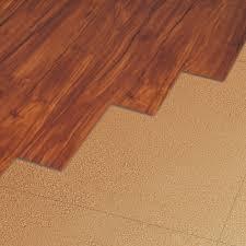 Cork Hardwood Flooring Natural Cork Underlayment Sheets Roberts Consolidated