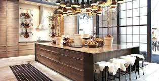 cuisine bois pas cher meuble pour ilot central cuisine dimension ilot centrale cuisine