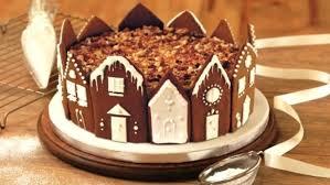 winter wonderland cake recipes food network uk