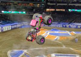 ticketmaster monster truck jam review monster jam at angel stadium of anaheim macaroni kid