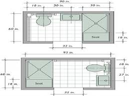 Bathroom Blueprint Small Bathroom Floor Plans Realie Org