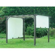 Garden Winds Pergola by Amazon Com Sunjoy Replacement Canopy For 8x8ft Adjustable Sh Ade