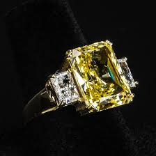 canary engagement ring canary engagement ring