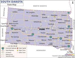 south dakota road map 166 best road maps of the united states images on road