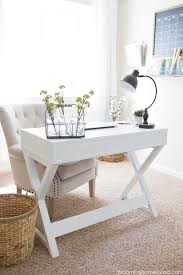 farmhouse style office blooming homestead