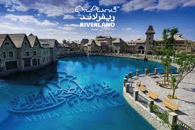 Dubai On Map Riverland