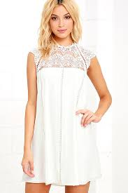 shift dress lace dress white dress shift dress 82 00
