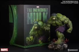 incredible hulk premium format u2013 final production gallery