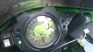 how to find fault codes on a zx10r 2006 2007 youtube