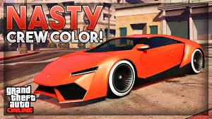 Color Image Online by Gta 5 Online New Crew Rare Modded Color 58