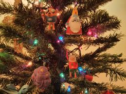 so i turned some toys r us figurines into christmas tree ornaments