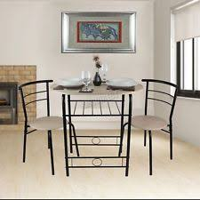Breakfast Table And Chairs EBay - Kitchen breakfast table