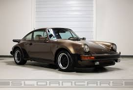 porsche 911 whale tail turbo 1976 porsche 911 turbo copper brown metallic 47 946 miles sloan cars