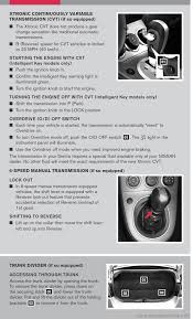 nissan pathfinder no reverse nissan sentra 2007 b16 6 g quick reference guide