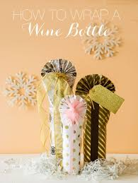 wine bottle gift wrap best 25 wine bottle wrapping ideas on decorative wine