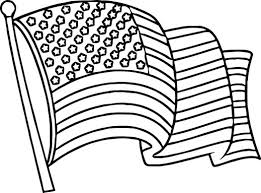coloring pages american flag preschoolers coloring page cartoon