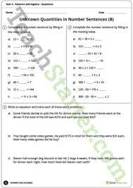 patterns and algebra worksheets year 5 teaching resource u2013 teach
