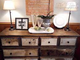 Holy Cowhide A Dresser Makeover The V Spot - Cowhide bedroom furniture