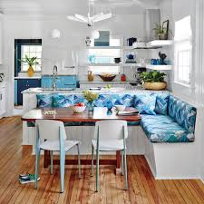 12 genius decorating ideas for small kitchens coastal living