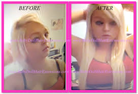 baby doll hair extensions baby doll hair extensions before after photos