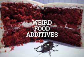 bugs and other weird food additives you u0027ve probably eaten today