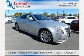 2011 cadillac cts premium for sale used cadillac cts coupe for sale in somerset pa edmunds