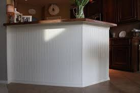 how to add beadboard to kitchen island she did this for 20 are