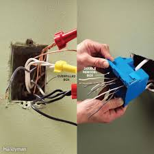 How To Wire Ceiling Lights by Top 10 Electrical Mistakes Family Handyman
