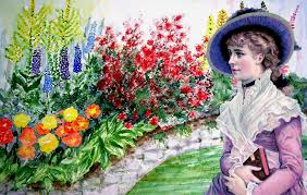 Image Flower Garden by Garden Images Public Domain Pictures Page 1