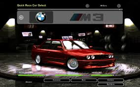 cars bmw need for speed underground 2 cars by bmw nfscars