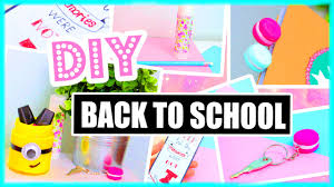 15 great diy back to school ideas style motivation