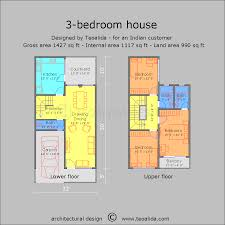 house perspective with floor plan 2 storey house plans philippines with blueprint architecture