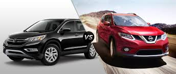 nissan rogue vs rogue select honda cr v vs 2015 nissan rogue