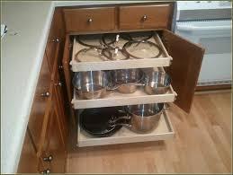 full image for kitchen cabinet pull out shelves chrome monsterlune