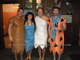 flintstones costumes home made flintstones costume
