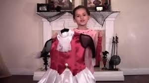 Draculaura Halloween Costume Monster Videoclip Bg