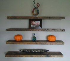Reclaimed Wood Floating Shelves by This Guy Is In Ny He Can Make Custom Shelves To Your Spec