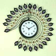 furnitureglamorous decorative new wall clock modern design font b