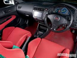 1997 Civic Interior 1997 Honda Civic Type R News Reviews Msrp Ratings With
