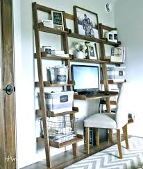 Ladder Office Desk White Desk And Bookcase Ladder Office Desk Bookcase White
