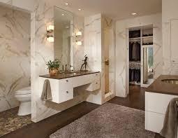 21 river rock bathroom designs decorating ideas design trends