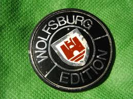 volkswagen wolfsburg emblem used volkswagen vanagon decals emblems license frames for sale